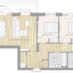 new build flats london